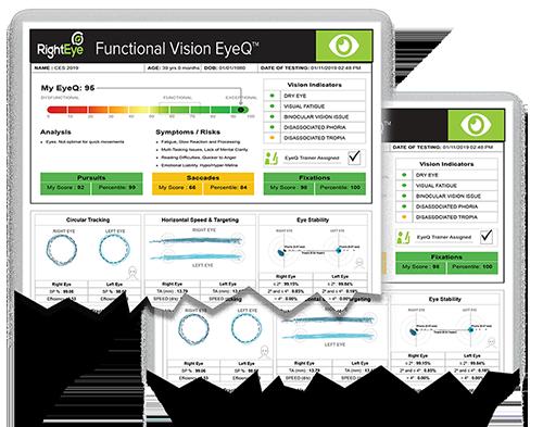 Functional Vision EyeQ Screenshot