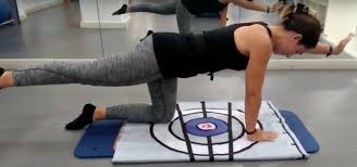Motion Guidance core exercise