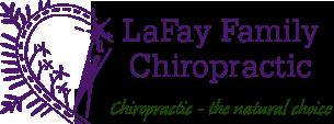 LaFay Family Chiropractic logo - Home