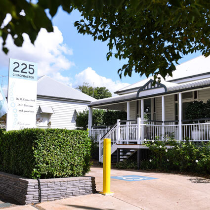 Toowoomba Clinic For Spine Related Disorders street view