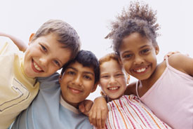children-smiling