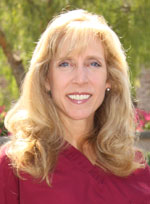 Lisa will greet you at the Irvine Health Center