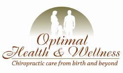 Optimal Health & Wellness logo - Home