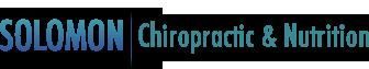 Solomon Chiropractic & Nutrition logo - Home