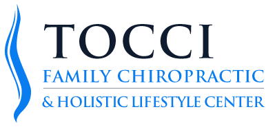 Tocci Family Chiropractic & Holistic Lifestyle Center logo - Home