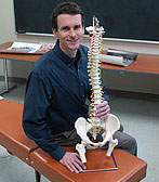 Dr. Rod Overton provides free chiropractic for London