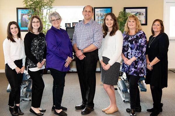 Sheaffer Family Chiropractic Team
