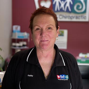 Kathy Lambert, Chiropractic Assistant