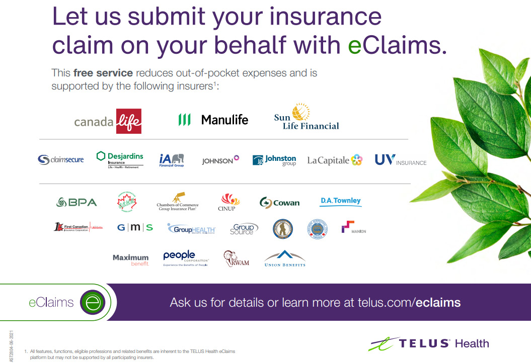 image of participating insurers logos