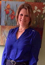 Leanne, practice manager at Stynchula Chiropractic & Sports Rehab Center