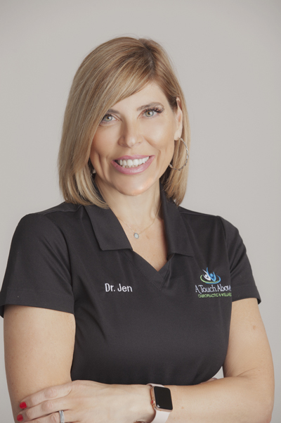 A Touch Above Chiropractic: Dr. Jennifer Marone