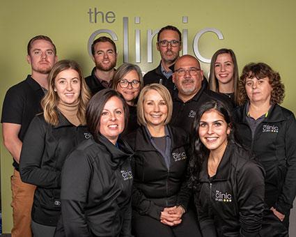 The Clinic on Elm team