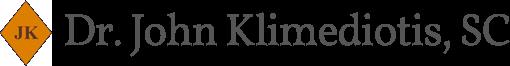 Dr. John Klimediotis logo - Home
