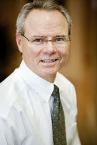 Dr. Russell Harward