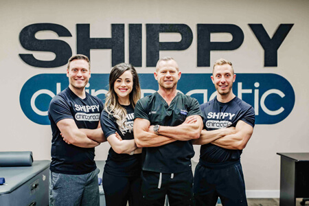 The team at Shippy Chiropractic