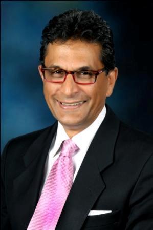 Chiropractor, Dr. Charles Jangdhari