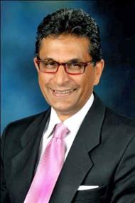 Dr Charles Jangdhari, Chiropractor