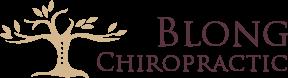 Blong Chiropractic  logo - Home