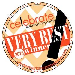 Eggleston Chiropractic & Rehab Celebrate Magazine Very Best Award Winner 2015