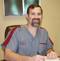 Fayetteville AR Chiropractor, Dr. Michael Eggleston