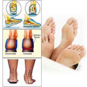 images of feet