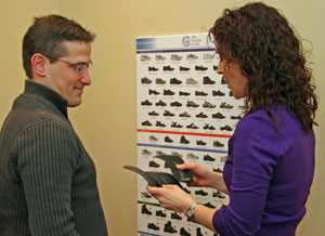 Meadowvale Chiropractic & Massage offers orthotics