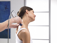 shockwave therapy at Meadowvale Family Chiropractic & Massage in Mississauga