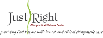 Just Right Chiropractic & Wellness logo - Home