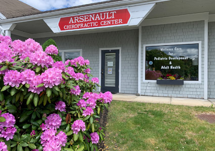 Arsenault Family Chiropractic Centers exterior