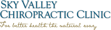 Sky Valley Chiropractic Clinic logo - Home