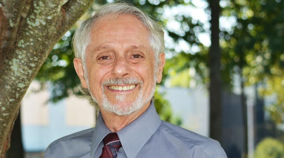 Dr. Paul Aaron headshot