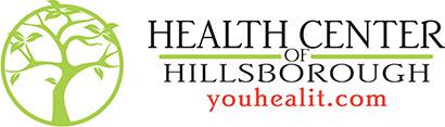 Health Center of Hillsborough logo - Home