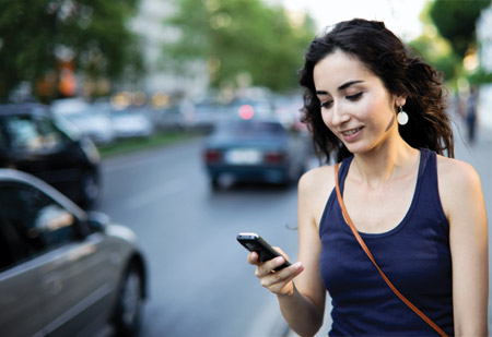 Using electronic devices can put a strain on your neck, back, and eyes.
