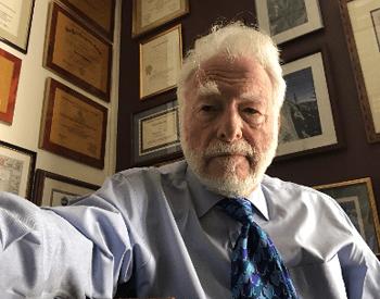 Dr. Harte selfie
