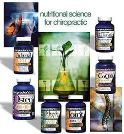 Chiropractor's Blend Products