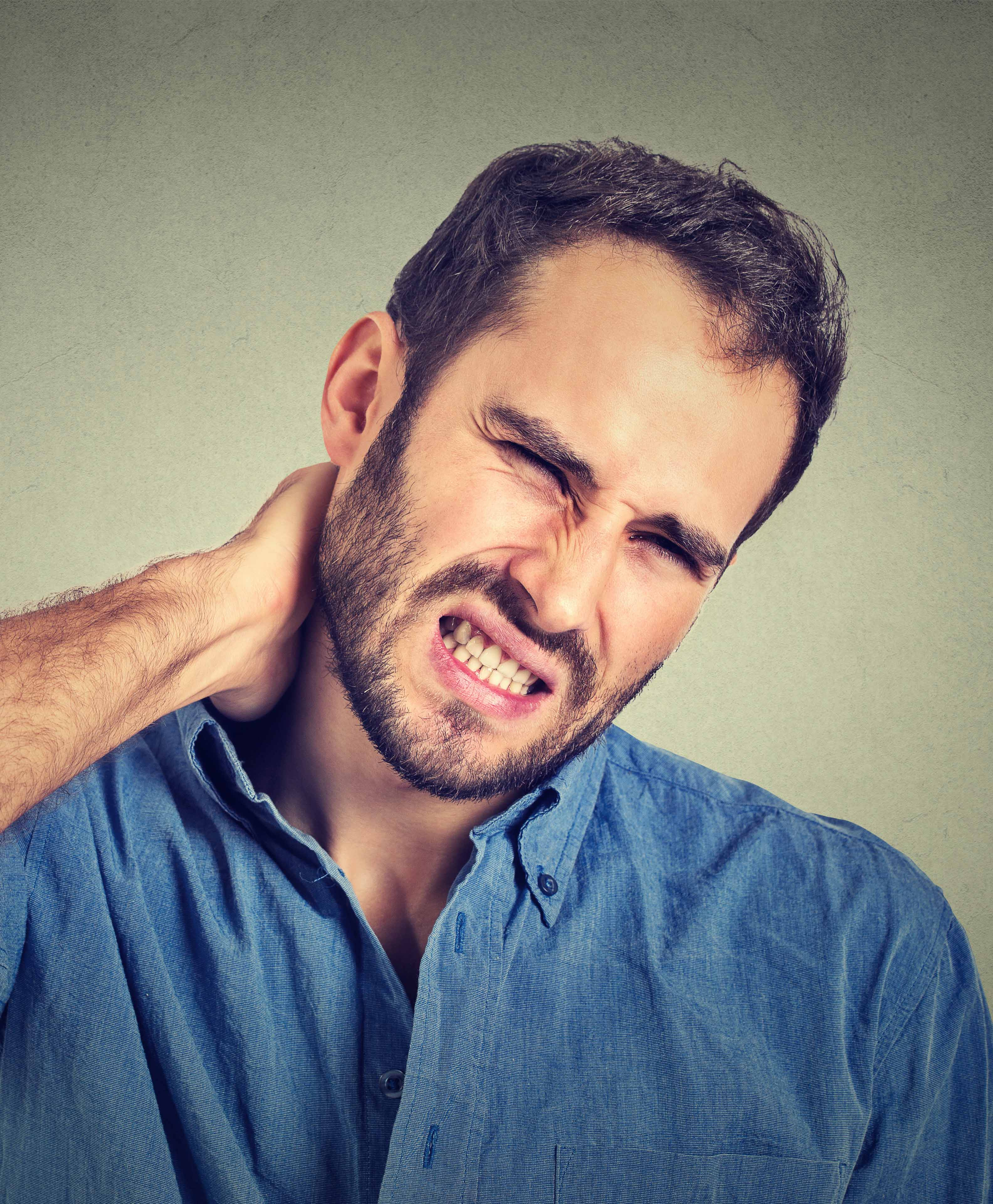 Your neck is one of the most nerve-rich areas of your spine. Problems here can cause problems throughout your body.