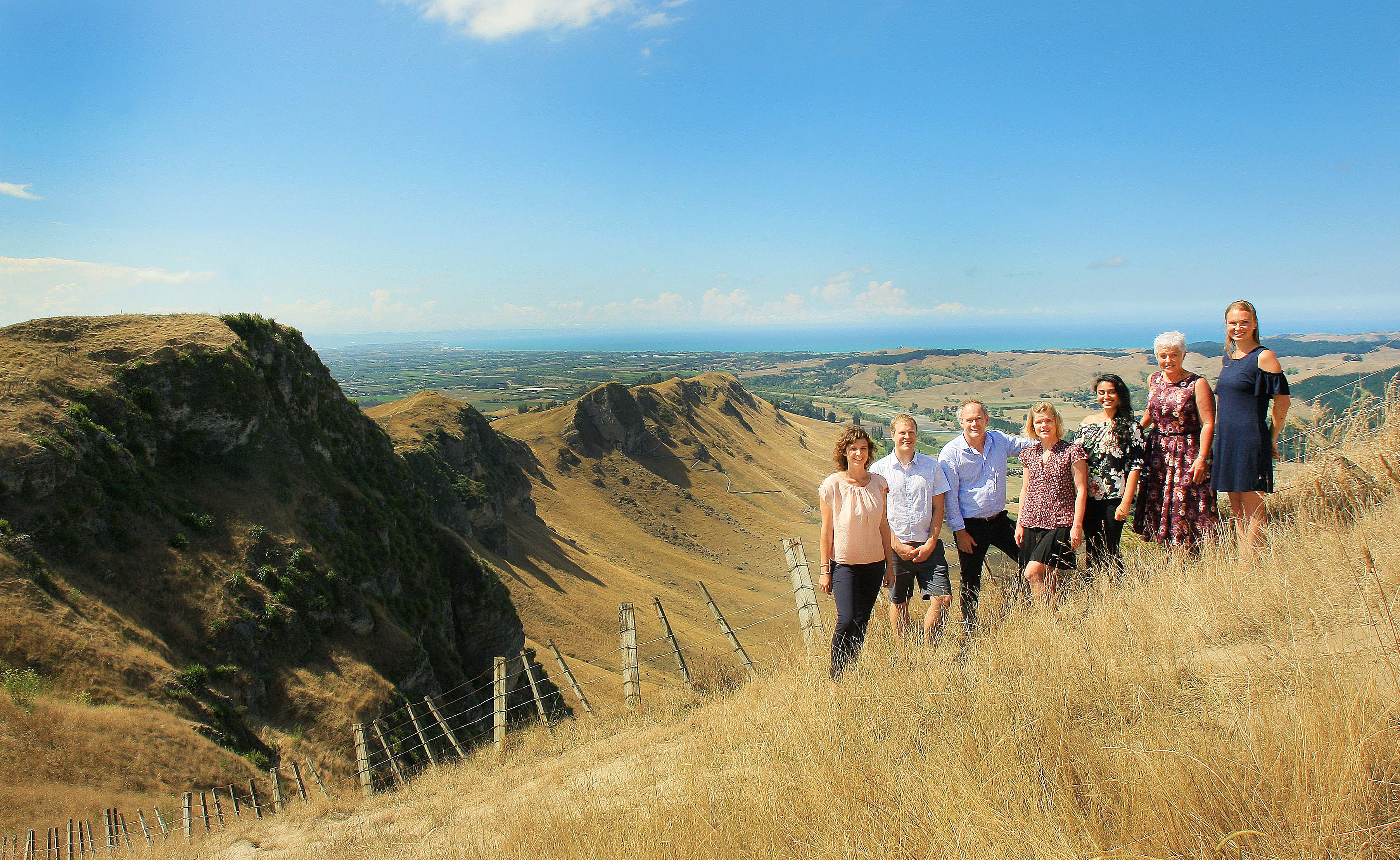 Experienced team of chiropractors available in Napier and Hastings