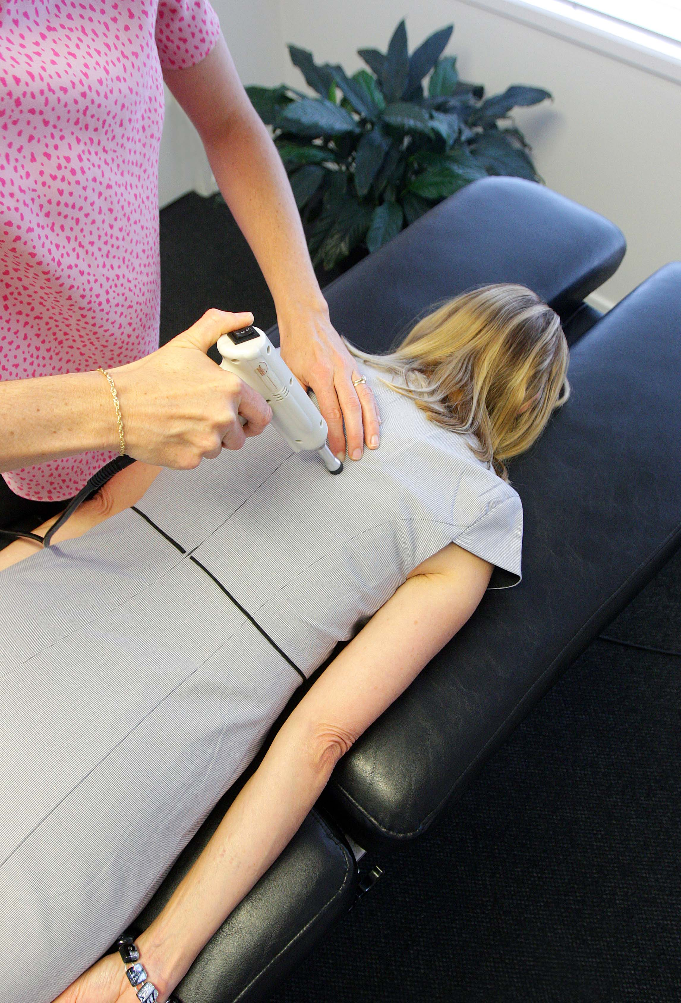 Our Impulse instruments offer an effective, yet gentle option for making adjustments to the spine