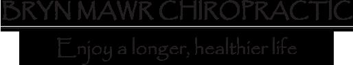 Bryn Mawr Chiropractic logo - Home