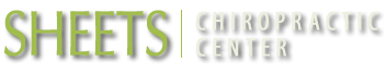 Sheets Chiropractic Center logo - Home