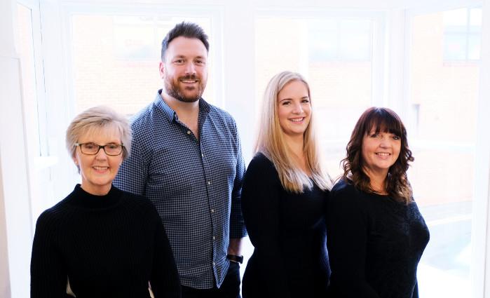 Hungerford team photo 2021