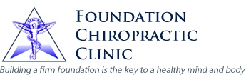 Foundation Chiropractic Clinic logo - Home