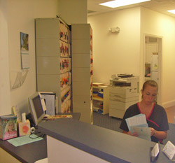 You will be greeted when you enter our Stuart chiropractic office