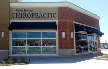 Cedar Springs Chiropractic Exterior