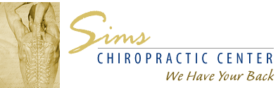 Sims Chiropractic Center logo - Home
