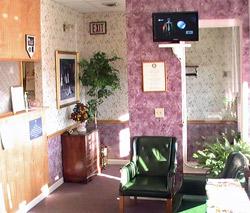 Scituate and Burrillville Reception Area