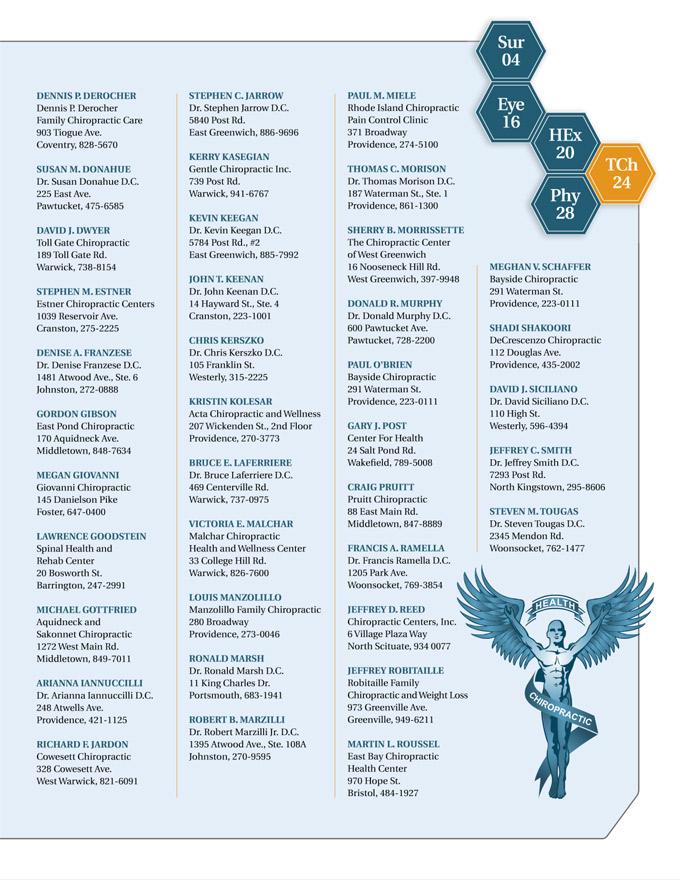 RI Top Chiropractors page 2