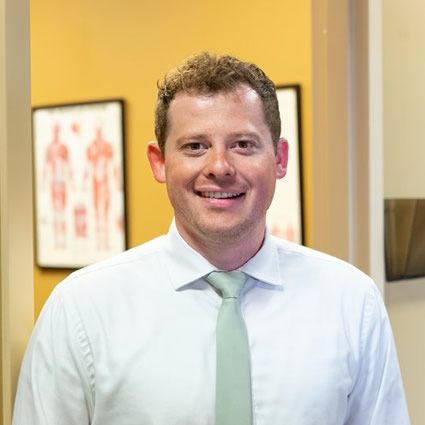 Chiropractor Overland Park, Dr. Nick Swickard