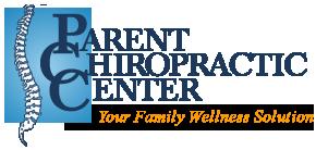 Parent Chiropractic Center logo - Home