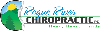 Rogue River Chiropractic logo - Home